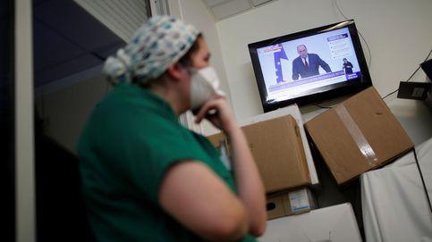 Francia confina a un tercio de su población ante una nueva aceleración de la pandemia