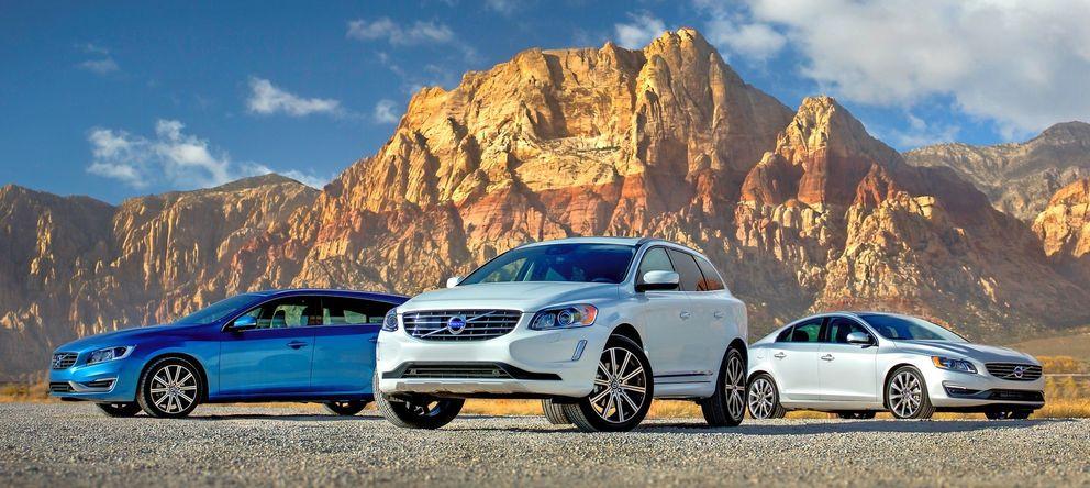 Volvo, una gama completa y ecológica