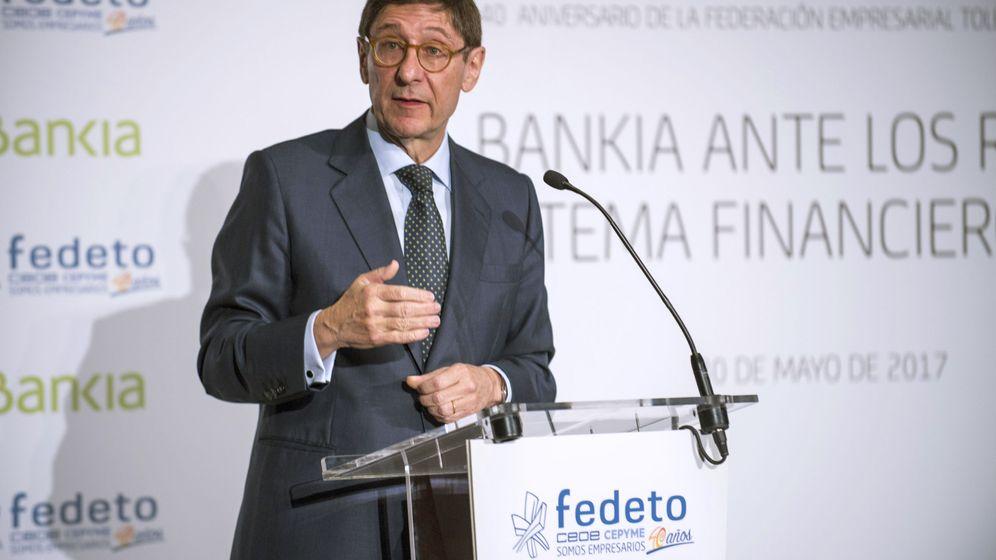 Foto: El presidente de Bankia, José Ignacio Goirigolzarri. (EFE)