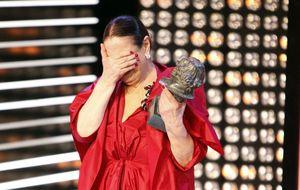 Terele Pávez: Goya a una vida con altibajos