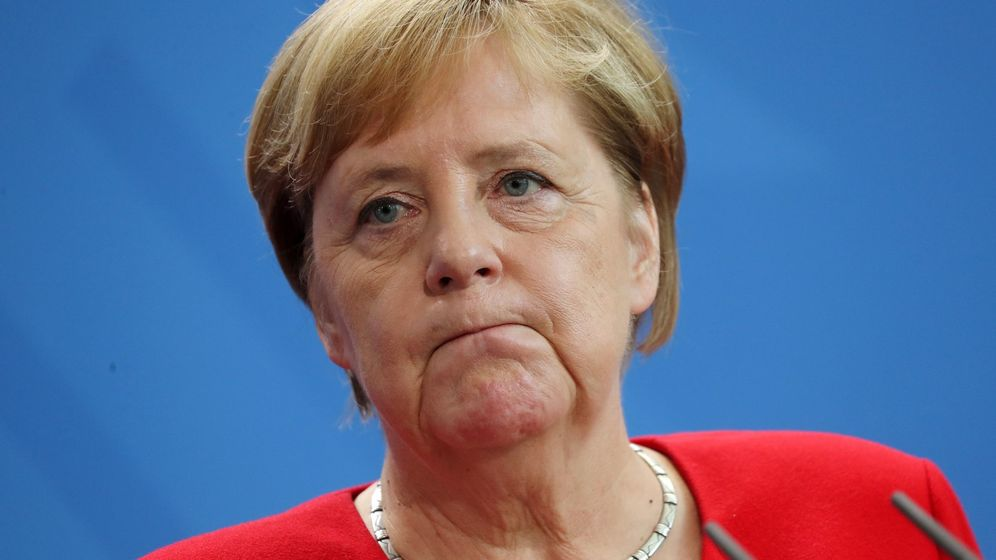 Foto: Angela Merkel, canciller de Alemania. (Reuters)