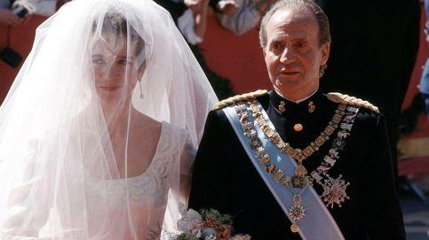 Así fue la boda sevillana de la infanta Elena y Jaime de Marichalar