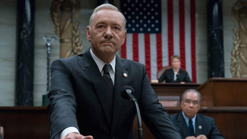 Netflix desarrolla un spin off de 'House of cards' tras el escándalo de Kevin Spacey