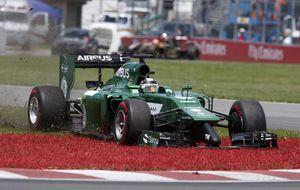 Oriente Medio se apoya en Suiza para entrar en la F1 con Caterham