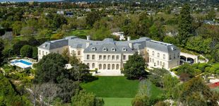 Post de 120 millones: la venta de la casa de un productor de Hollywood bate récords