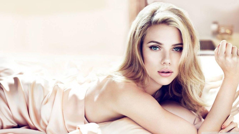 Foto: La actriz Scarlett Johansson en una imagen de archivo