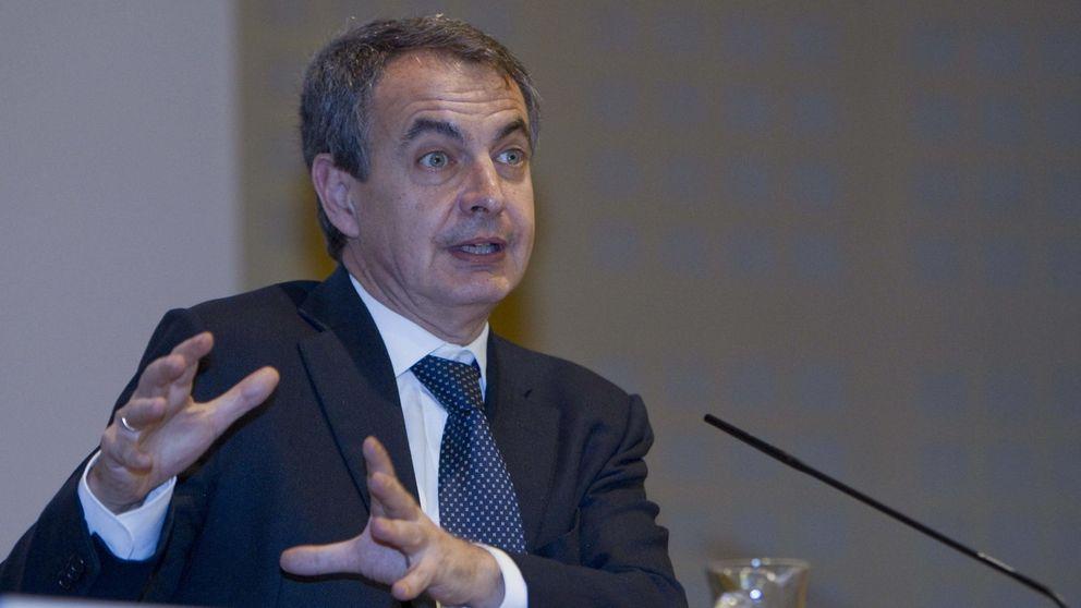 El expresidente del Gobierno José Luis Rodríguez Zapatero. (EFE)