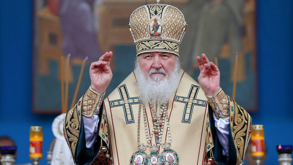 Foto: El patriarca de la iglesia ortodoxa rusa visita rumanía