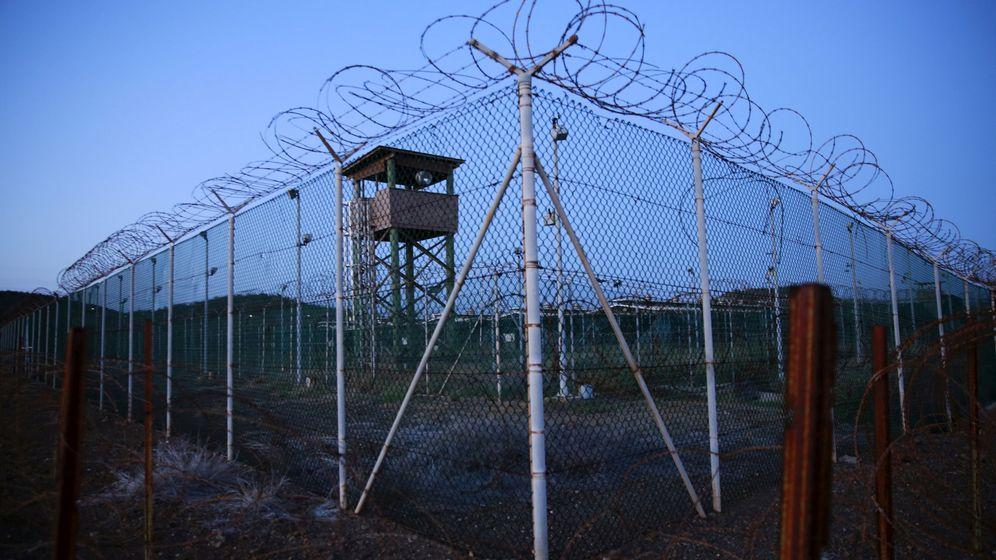 Foto: Base Naval de Guantánamo. (Reuters)