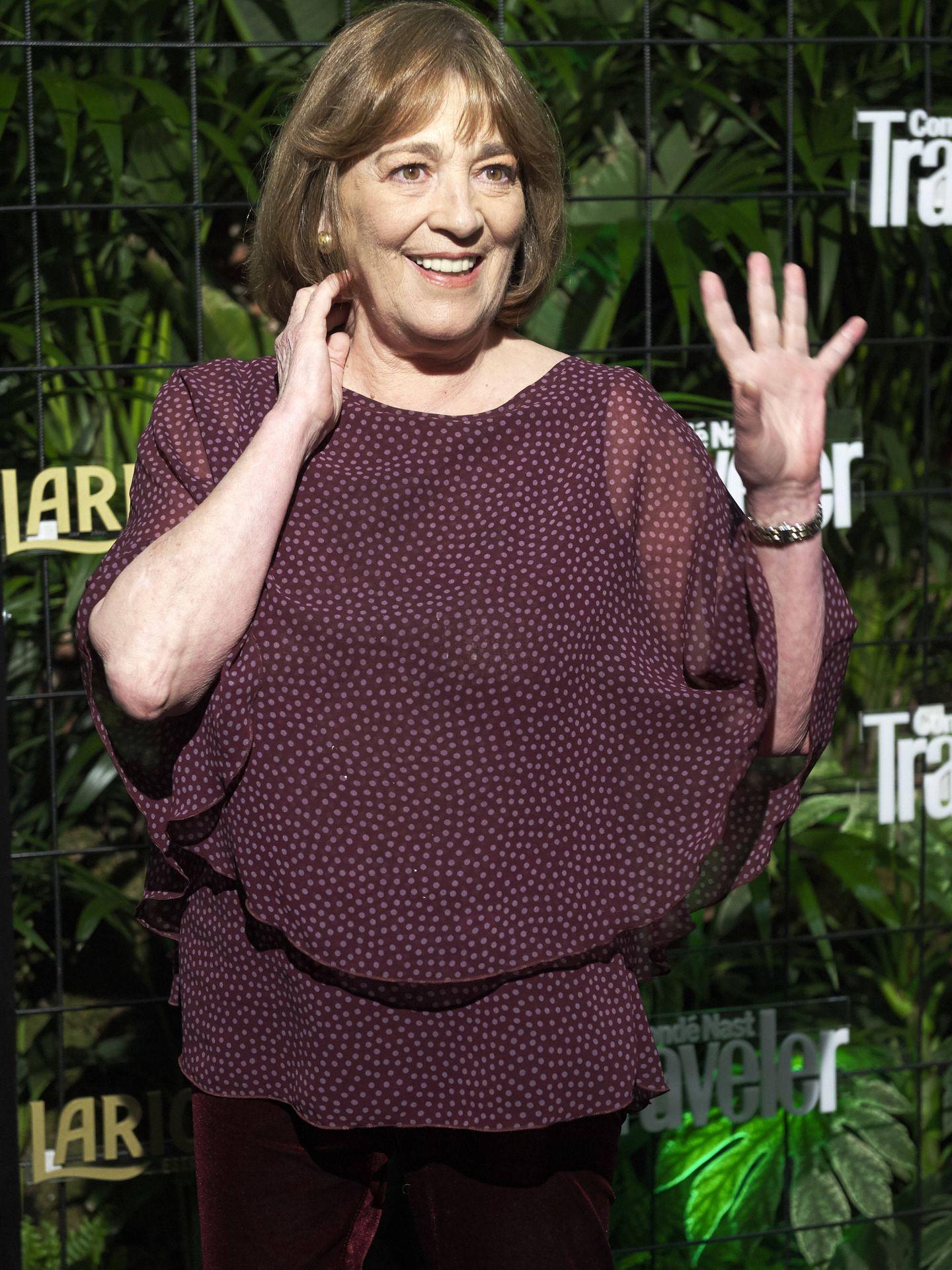 La actriz, en una imagen reciente. (Getty)