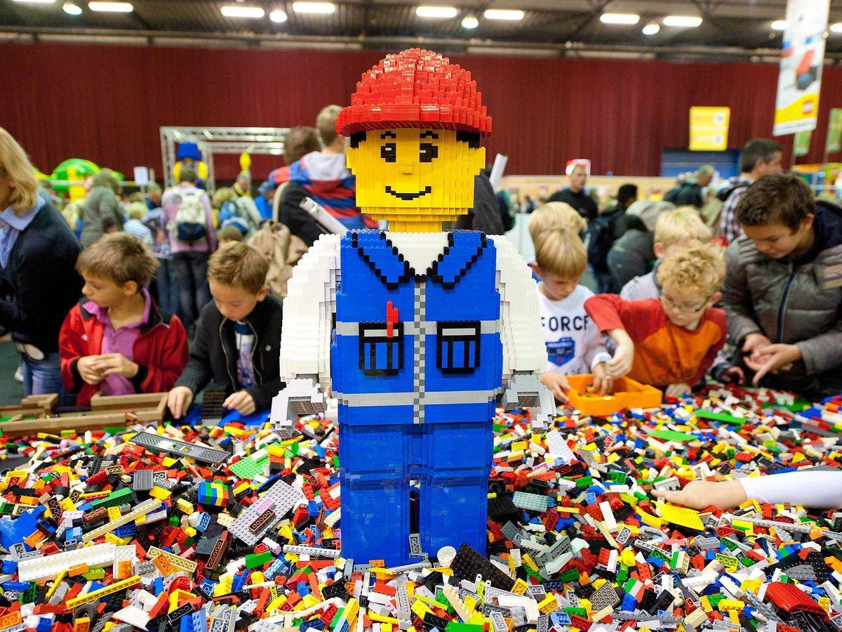 Foto: Festival Mundial de Lego, en Holanda, en 2012. (EFE)