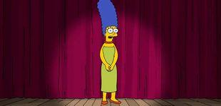 Post de ¿Es Marge Simpson un icono feminista?