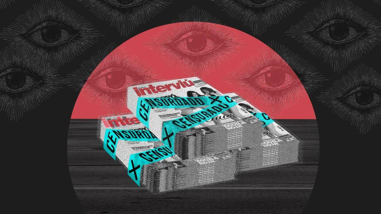 Melilla Vice, capítulo 8: la Mimi de 'OT' y la portada de Interviú secuestrada