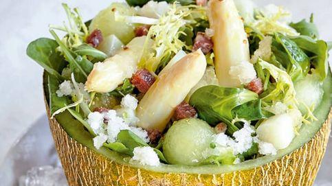 Diurético y bajo en calorías: siete recetas con melón, la fruta del verano