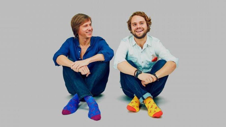 Felipe Cortina y su socio Álvaro Gomis. (www.jimmylion.com)