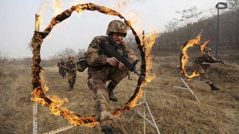 La doble estrategia de China: diplomacia atractiva y un ejército más fuerte