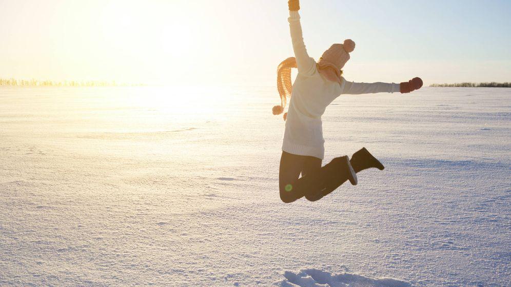 Foto: Deseando que llegue la nieve. (iStock)