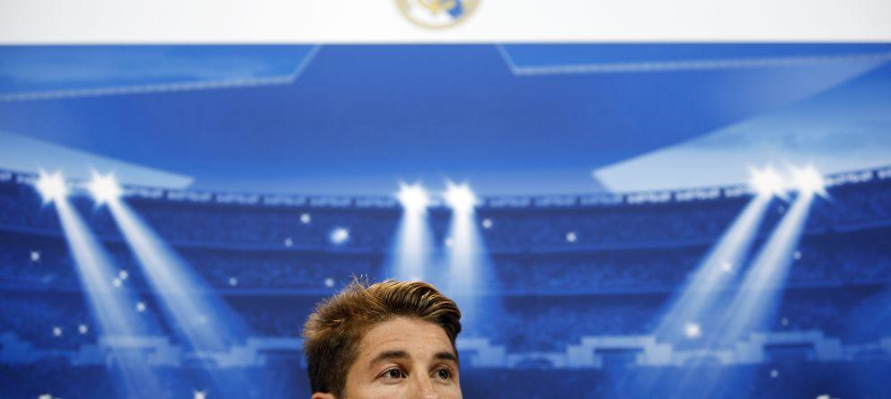 Sergio Ramos: Estamos con Ancelotti, el verdadero Real Madrid volverá pronto