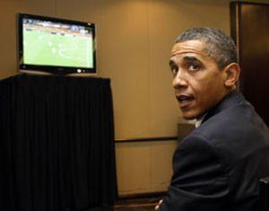 La RFEF intenta que Obama reciba en junio a los campeones del mundo con su flamante trofeo