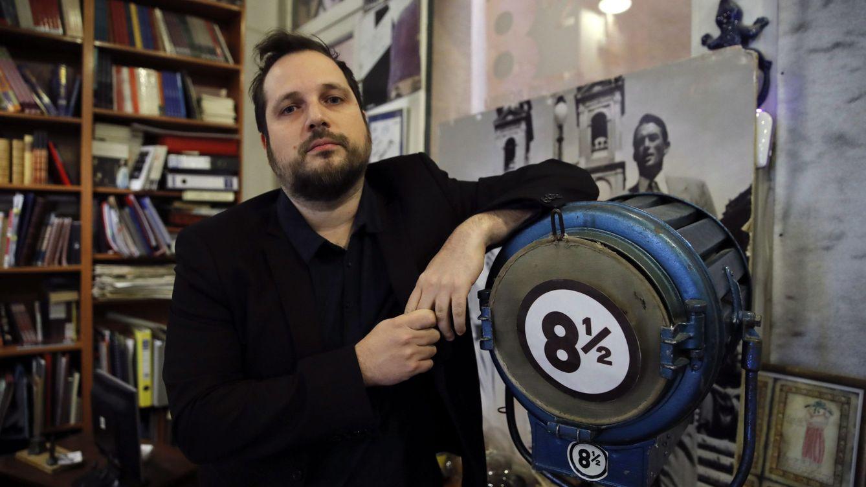 Foto: Carlos Vermut habla con la prensa sobre 'Quién te cantará'