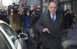 Díaz Ferrán, al banquillo tras un año preso y sin colaborar con la Policía