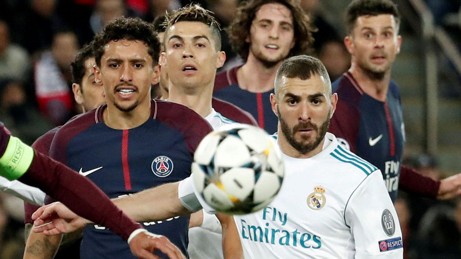 Foto: Benzema se quedó sin marcar gol este martes en París. (Reuters)