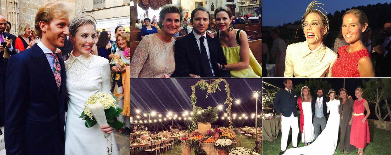 Foto: Así fue la boda de Laura Pons y Francisco Gordillo Jara