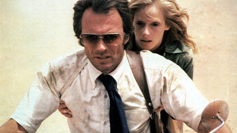 Clint Eastwood y Sondra Locke. (Cordon Press)