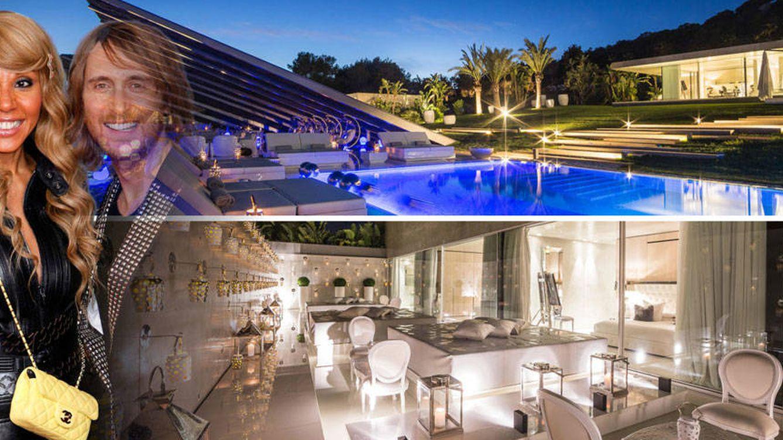 La sorprendente y más que lujosa casa en Ibiza de la exmujer de David Guetta