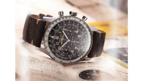 Breitling reedita su reloj de pulsera más icónico