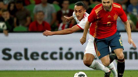 España vs Túnez: siga en directo el último partido amistoso de la Selección