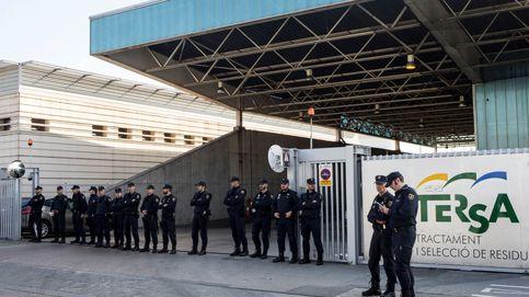 Los Mossos intentaron quemar pruebas de los seguimientos a políticos del PP