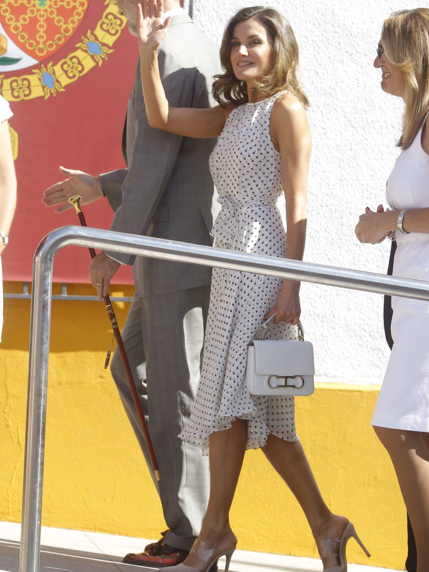 El look de la Reina. (Limited Pictures)