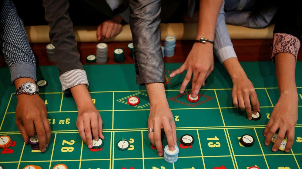 Foto: El sector del juego en España da trabajo a más de 100.000 personas. (Reuters)