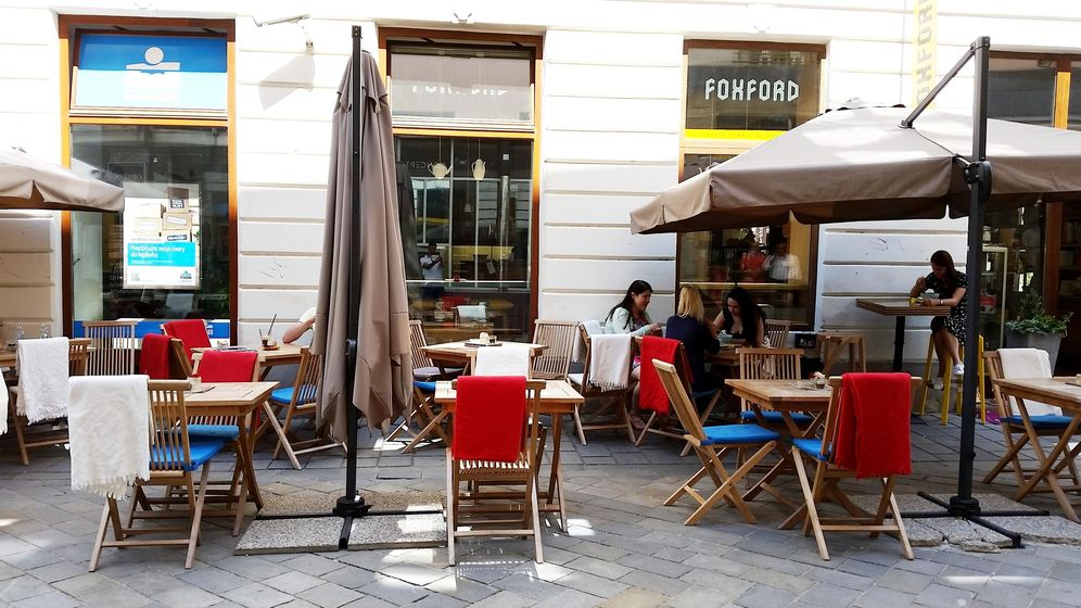 Foto: Bratislava, una ciudad con encanto para comer junto al Danubio
