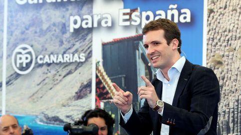 Casado dice estar dispuesto a negociar presupuestos si Sánchez recapacita
