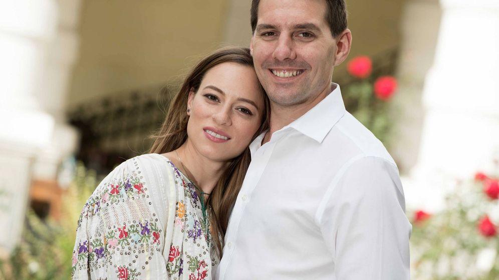 Foto: Nicolás de Rumanía y su esposa, Alina-Maria Binder. (Cordon Press)