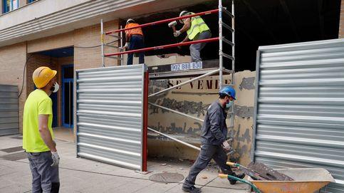 ¿Se pueden hacer reformas u obras en las casas durante las fases de desescalada?