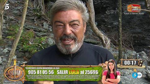 De renegar de Fidel Albiac a enseñar el culo:  Canales, expulsado de 'SV 2021'