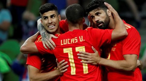 ¿A qué juega España? Lopetegui tiene que replantearse lo del 'tiqui-taca'
