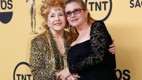 Fallece la actriz Debbie Reynolds, madre de Carrie Fisher