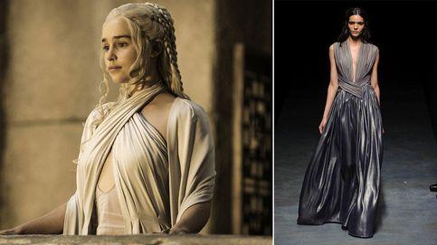 'Juego de tronos': así sería la serie si sus protagonistas se subieran a la pasarela