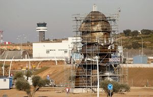 Fabra quiere darle el aeropuerto de Castellón a una firma investigada