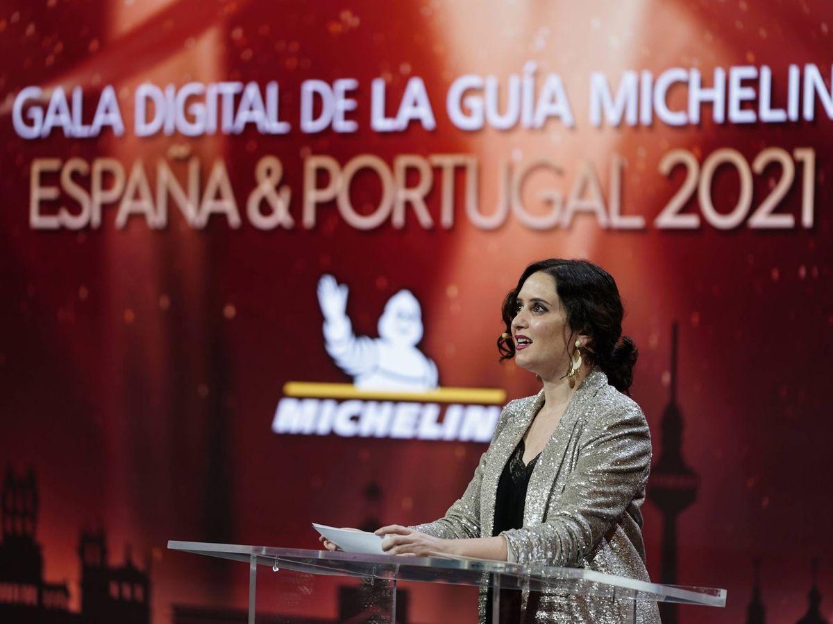 Foto:  Isabel Díaz Ayuso. (Cordon Press)