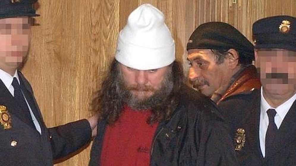 Foto: El capo Sito Miñanco durante el juicio celebrado en 2004 (EFE)