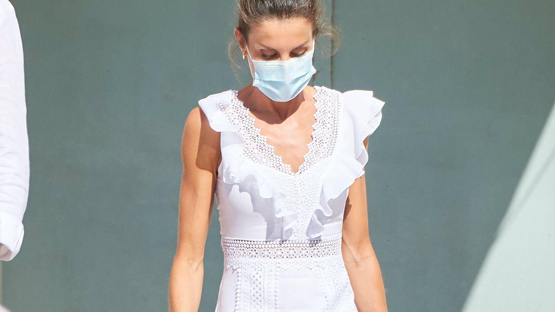 La reina Letizia en Ibiza. (Limited Pictures)