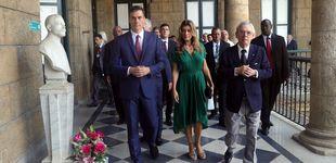 Post de Begoña Gómez en La Habana: los cinco errores de estilo que cometió