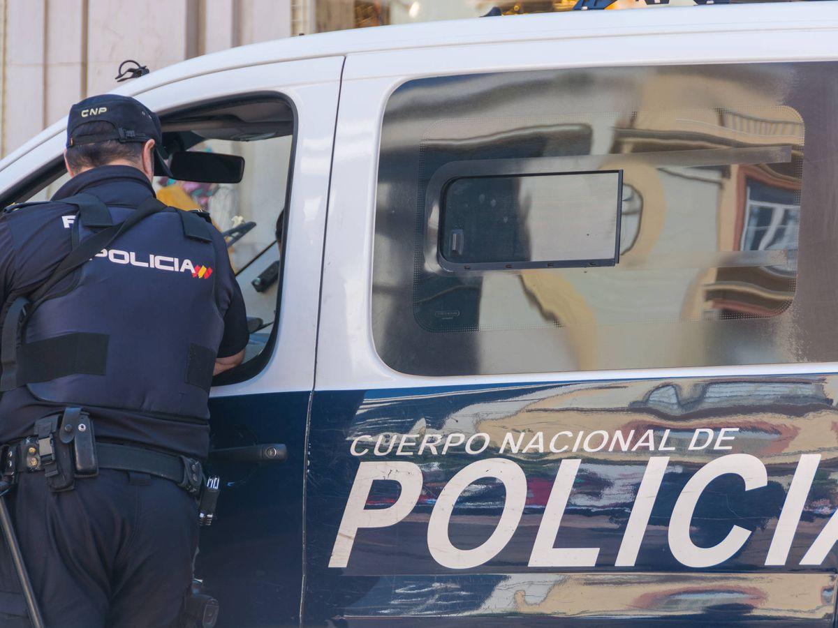 Foto: Un agente de la Policía Nacional. (iStock)