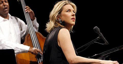 Diana Krall envuelve Madrid con su jazz cadencioso