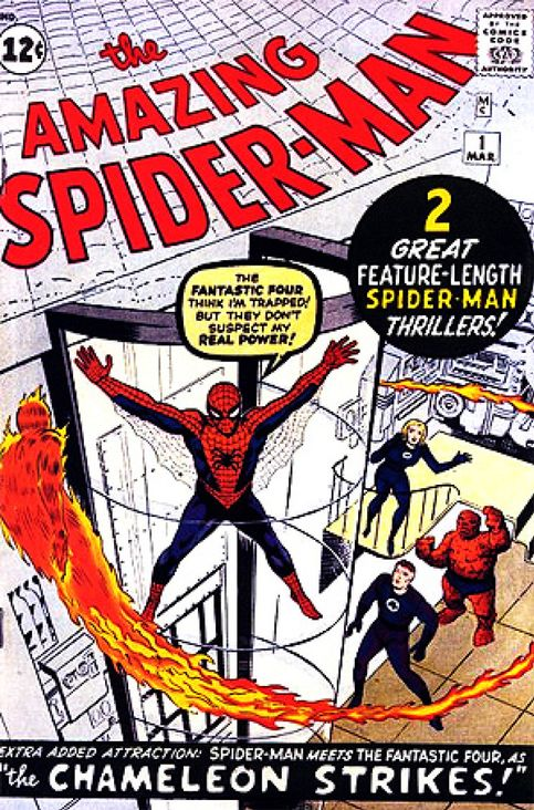 Marvel acude a los tribunales para asegurarse la propiedad de Spiderman